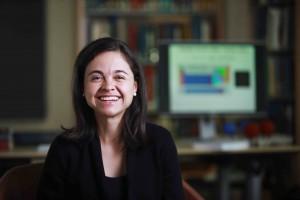 Ana Maria Rey, 2013 MacArthur Fellow
