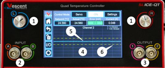 Qt Touchscreen Input