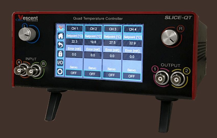 Quad Temperature Controller
