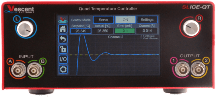 PID Dual-channel Temperature Controller