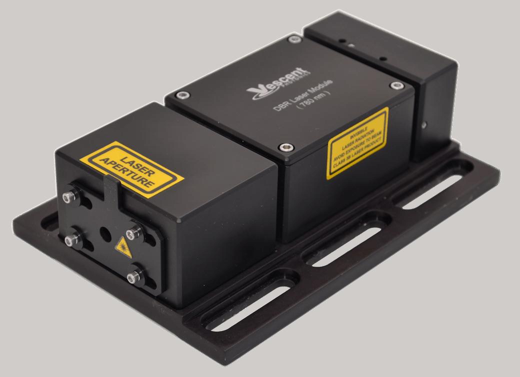 high-power DBR laser